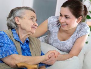 senior and home care aide in Miami
